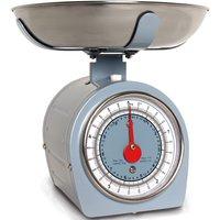 Sabichi Retro Mechanical 5kg Kitchen Scales - Blue