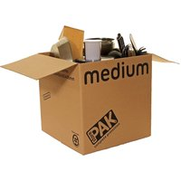 StorePAK Medium Storage Boxes - Pack of 10