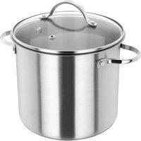 Judge Essentials 20cm Stainless Steel Stockpot - 5L