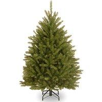 5ft National Tree Company Dunhill Fir Hinged Christmas Tree