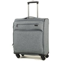 Rock Madison Cabin Lightweight 4-Wheel Suitcase - Grey