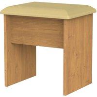 Otega Dressing Table Stool - Oak