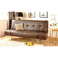 Airlie Sofa Bed - Chocolate