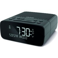 Pure Siesta S2 DAB/FM Digital Alarm Clock Radio - Graphite