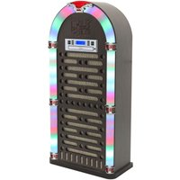 Itek Bluetooth Jukebox with CD Player and FM Radio