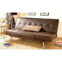 Bondi Sofa Bed - Chocolate