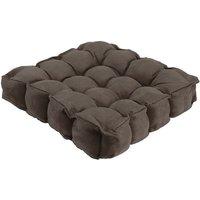 Lancashire Textiles Booster Cushion - Brown