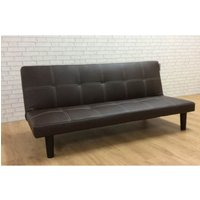 Brisbane Sofa Bed - Brown