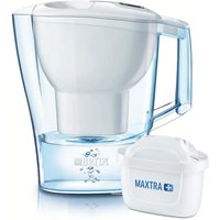 Brita Maxtra+ Aluna Cool Water Filter 2.4L Jug - White