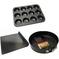 Robert Dyas 3-Piece Oven Baking Set