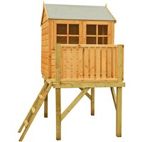 Shire Bunny Playhouse with Platform