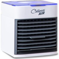 JML ChillMax Air Personal Space Air Cooler and Humidifier - White & Grey