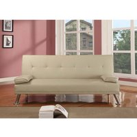 Cairns Sofa Bed - Cream