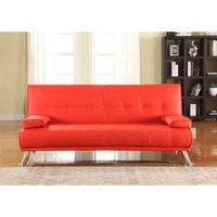 Cairns Sofa Bed - Red
