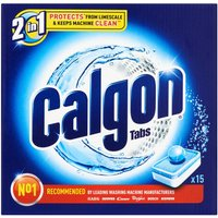 Calgon Express Ball Limescale Tablets - 15 Pack