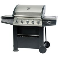 Connoisseur 5-Burner Gas BBQ - Black