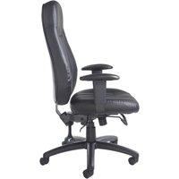 Dams 24-Hour Zeus Task Chair - Black