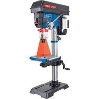 Scheppach DP18VARIO 550 W 16 MM Vari-Speed Digital Drill Press 230 V