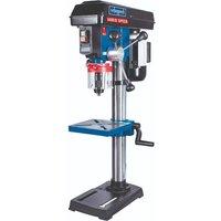 Scheppach DP19VARIO 550 W 16 MM Vari-Speed Digital Drill Press 230 V