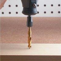 Dremel 4-Piece Wood Drill Bit Set