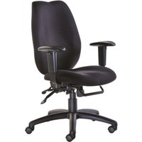 Dams Cornwall Ergodic Operators Chair - Black