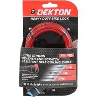 Dekton 900mm Bike Lock