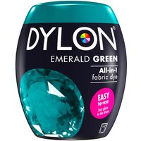 Dylon Machine Dye Pod 04 - Emerald Green