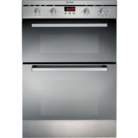 Indesit FIMDE23IXS Built-In Double Electric Oven - Stainless Steel