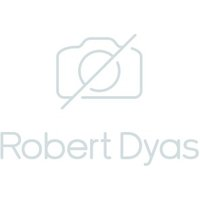 Charles Bentley Hanging Swing Chair Seat - Black and Cream