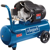 Scheppach HC53DC 2200 W 50 L Double Cylinder Air Compressor