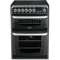 Hotpoint Cannon CH60EKKS Electric Cooker - Black