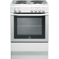Indesit I6EVAW Electric Cooker - White
