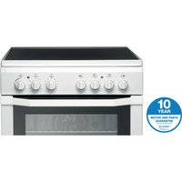 Indesit I6VV2AW Electric Cooker - White