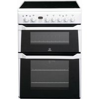 Indesit ID60C2WS Electric Cooker - White