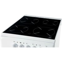 Indesit IT50CWS Electric Cooker - White