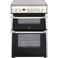 Indesit ID60C2XS Electric Cooker - Stainless Steel