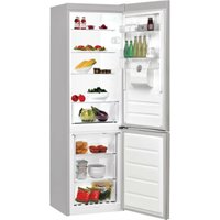 Indesit OpenSpace LR8S1SAQ OpenSpace Fridge Freezer with Water Dispencer in Silver - DISCONTUNED
