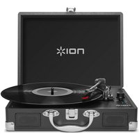 ION Vinyl Motion Air Wireless Bluetooth Portable Suitcase Turntable