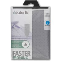 Brabantia 124 x 45cm Ironing Board Cover - Metallised