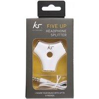 Kitvision Five Up Headphone Splitter