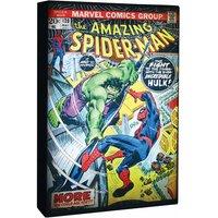 Marvel Comics Superhero Luminart Canvas