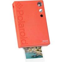 Polaroid Mint Instant Digital Camera - Red