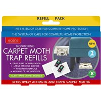 Acana Carpet Moth Trap Refills - Pack of 2