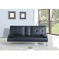 Noosa Bluetooth Sofa Bed - Black