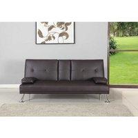 Noosa Bluetooth Sofa Bed - Brown