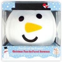 Pass the Parcel Snowman