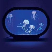 The Source Neon Jellyfish Tank