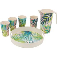 Cambridge Kayan Bamboo Eco-Friendly Tableware Set - 12 Piece