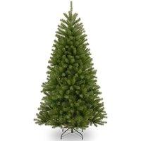 National Tree Company Elmore Spruce Christmas Tree - 7ft