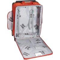 It Luggage Worlds Lightest Wide Handle Design 2-Wheel Cabin Case   - Pureed Pumpkin